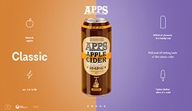APPS苹果酒官网欣赏