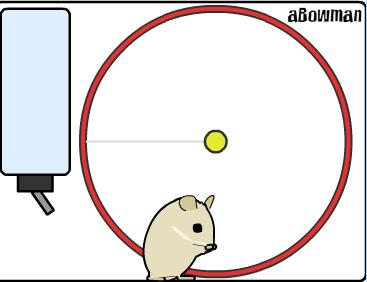 仓鼠透明flash素材