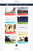 摄影公司网站HTML5静态模版