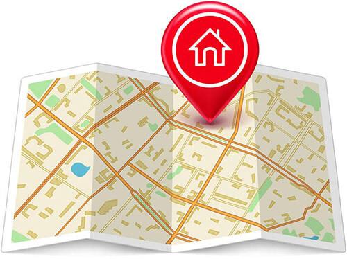 电子地图地理坐标系统及相关算法的JavaScript实现