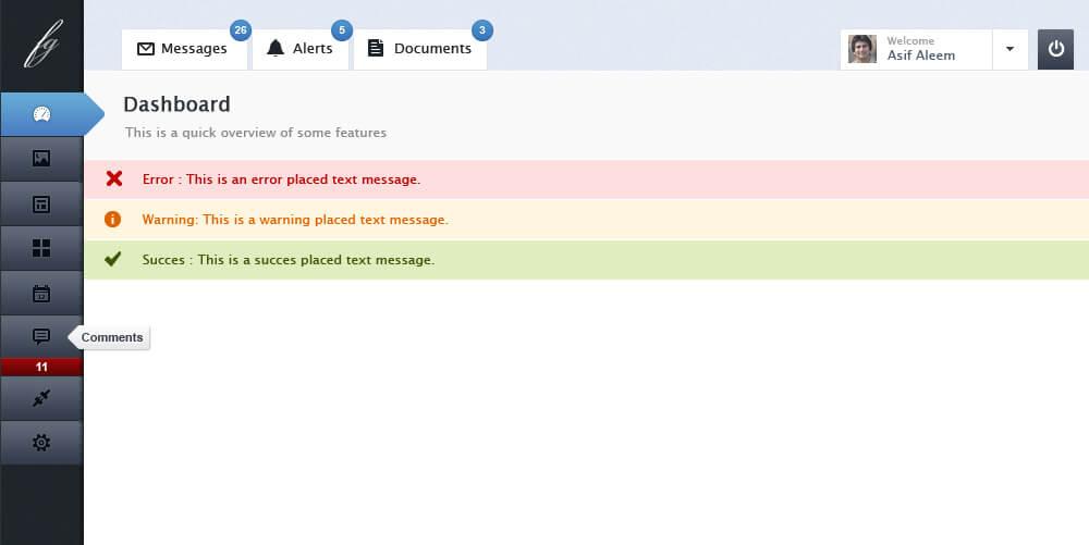 AdminPanel网站后台管理系统