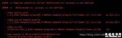 使用electron-vue出现Webpack ReferenceError: process is not defin