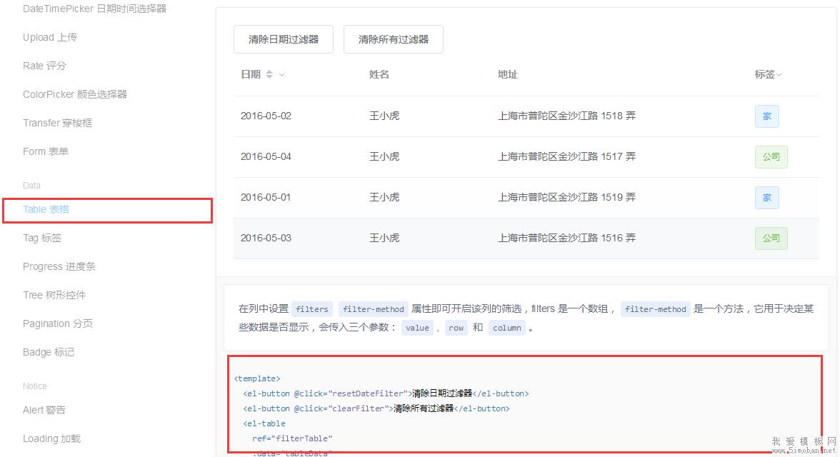 Vue+ElementUI使table组件的td内容可编辑