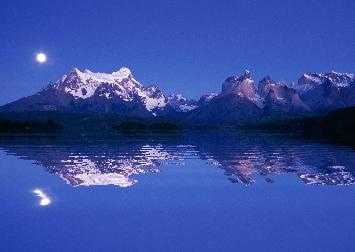 lake.js图片倒影水波纹特效