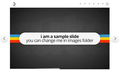 Cute Slider图片轮播插件,支持2D和3D切换