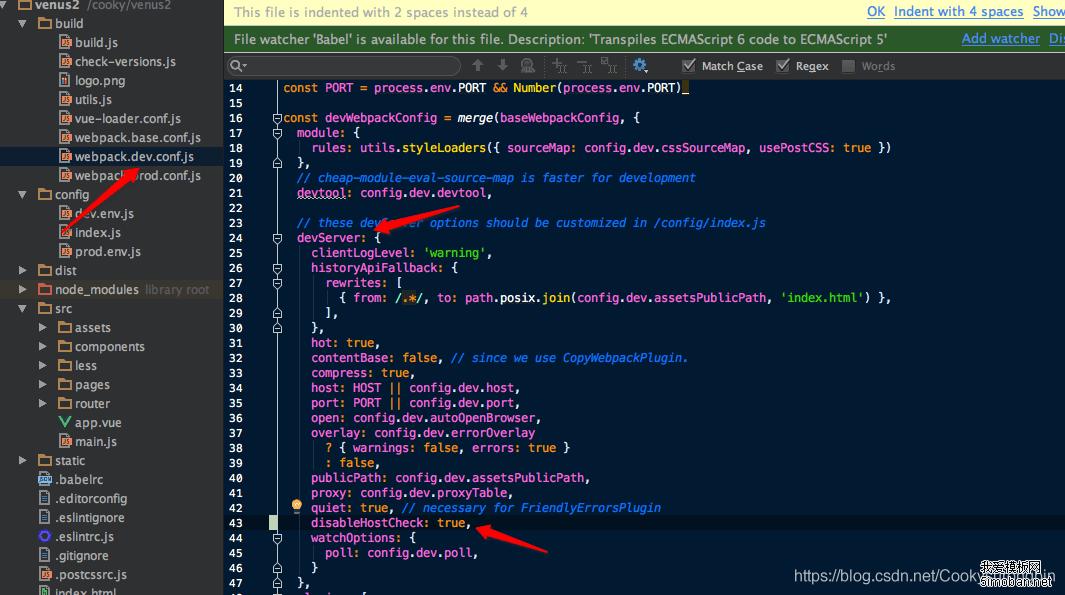 Invalid Host header服务器域名访问出现的问题